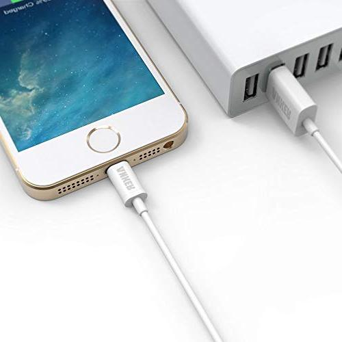 0.9m Premium Lightning USB with Ultra Compact Connector iPhone XS/XS Max/XR/X / 8/8 Plus, iPod and