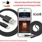Apple MFi Licenced Lightning Cable For iPod Touch 6 5th Gen