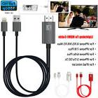 For A pple i Phone 7/6s/Plus/5 5s 2M Lightning To HDMI/HDTV