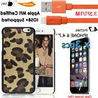 Lightning Cable  iPhone Data Cable iPhone 6 Slim LEOPARD Cas
