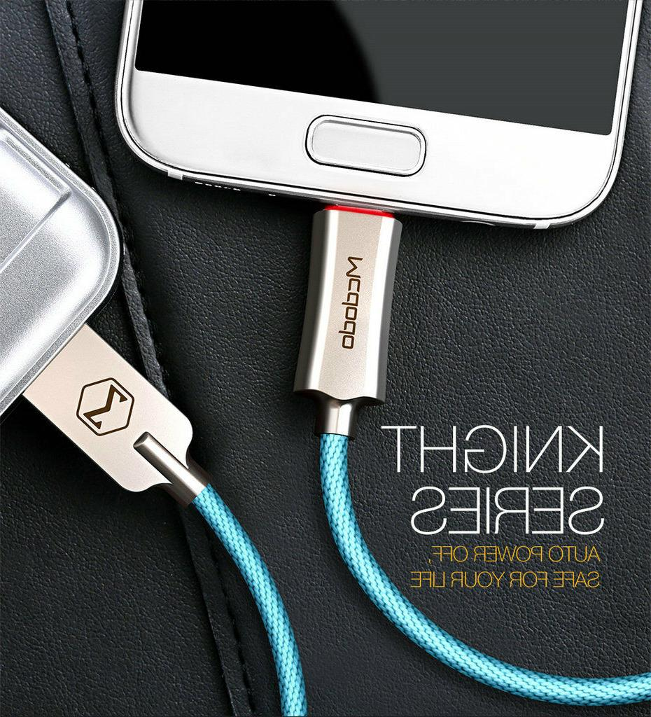 Mcdodo Auto Disconnect Data Charging Cable 7