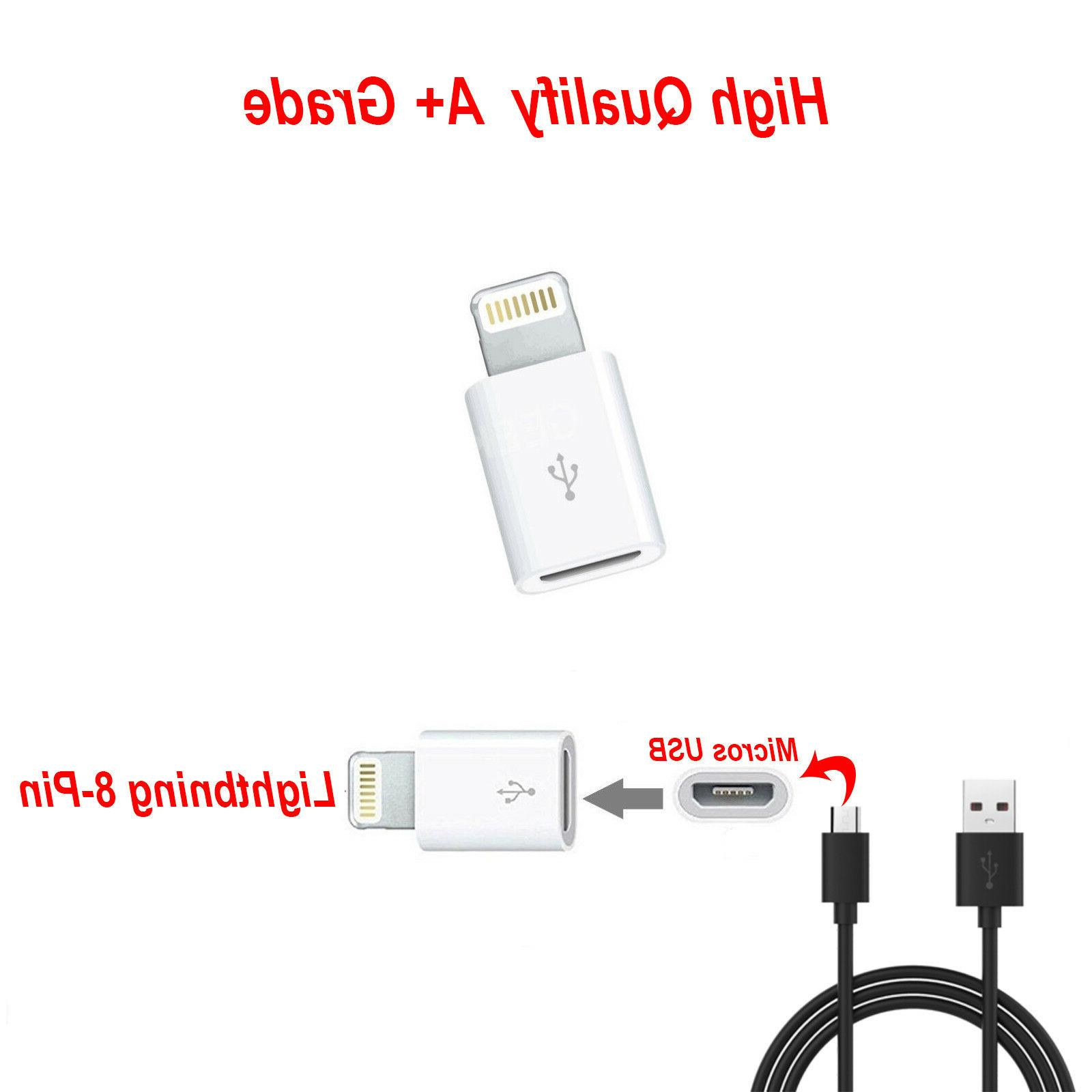 Micro to Lightning Adapter android to LOT
