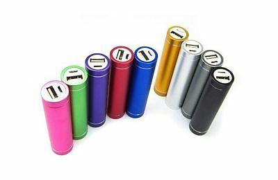 Portable USB External Cell Phone Charger Power Bank Battery