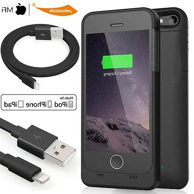 Smart Battery Case Apple MFi Certified Rechargeable iPhone 5