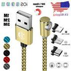 USA Magnetic USB Charger Cable For iPhone X 8 7 6s Lightning