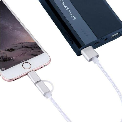 Axxis USB/ Lightning Pack of