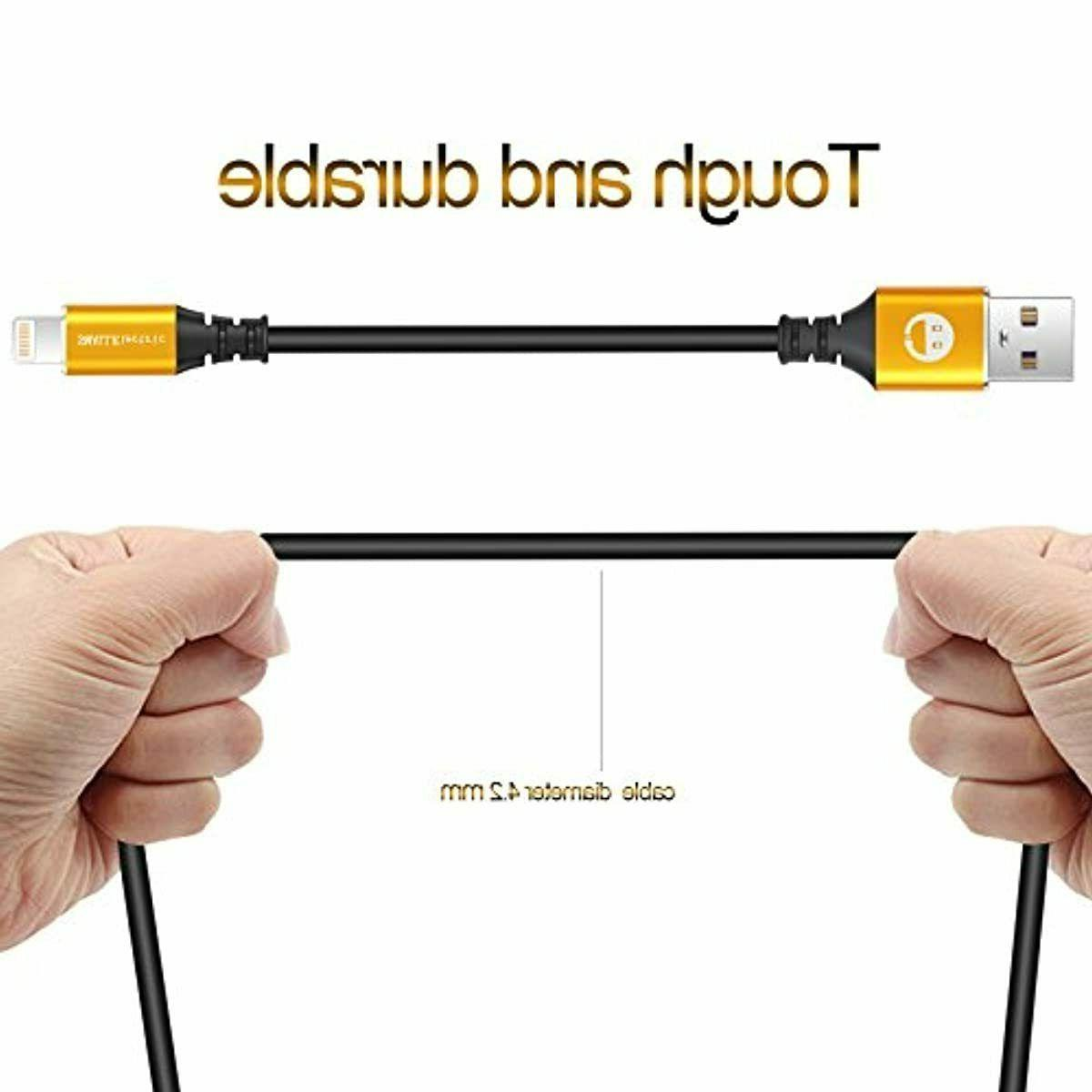 SMALLElectric Cables Short 5Pack, USB