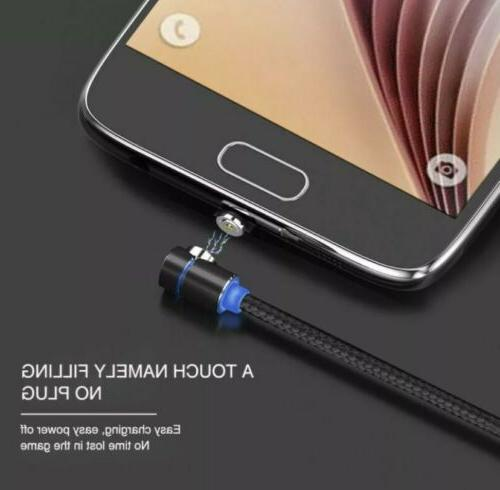 Elbow Magnetic Charger Cable USB