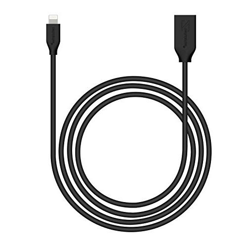 Lightning Extension 8 Cable Compatible 8, X, iPad; Video,