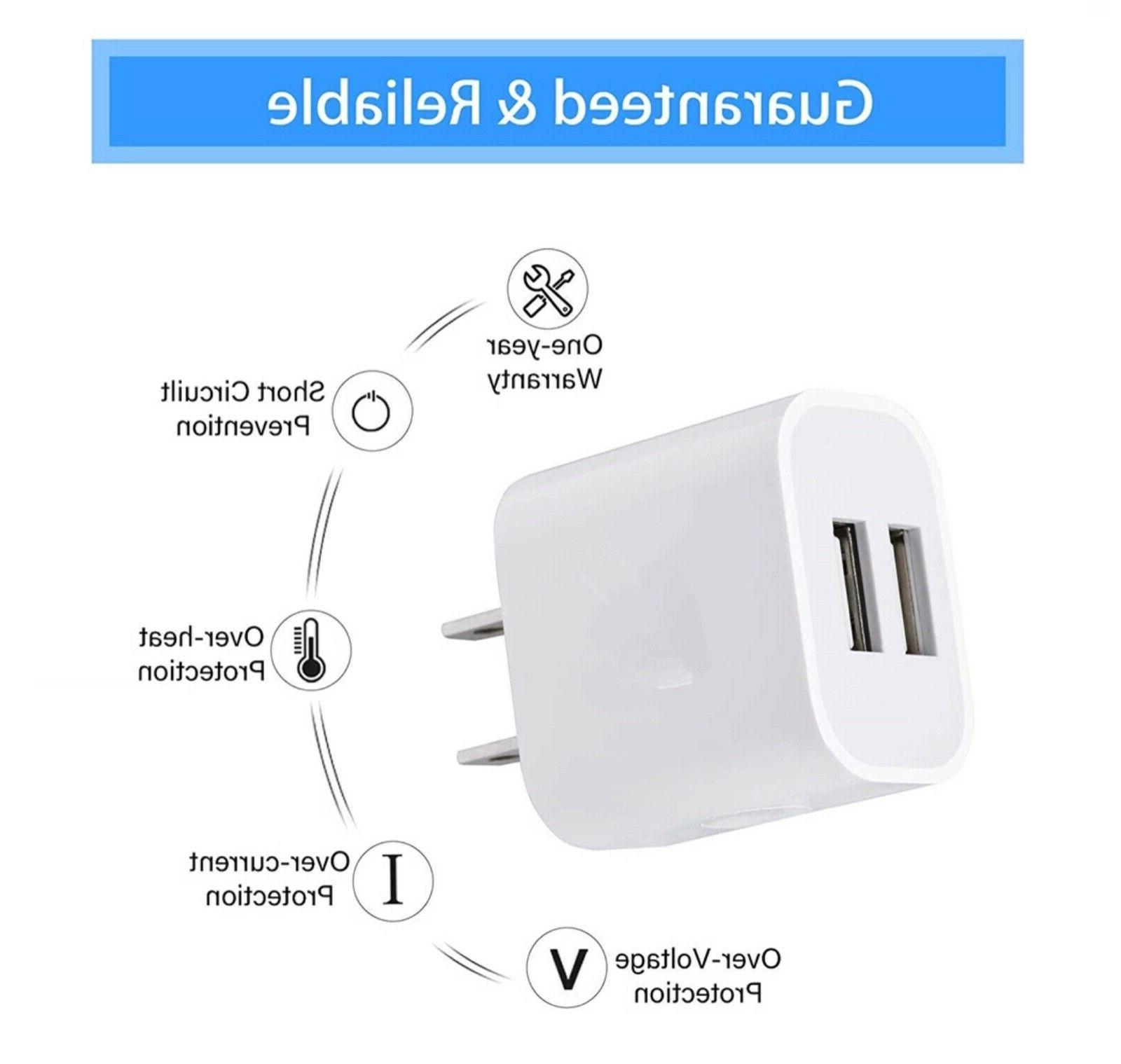FREE CHARGER With Apple Lightning Cord 6 8