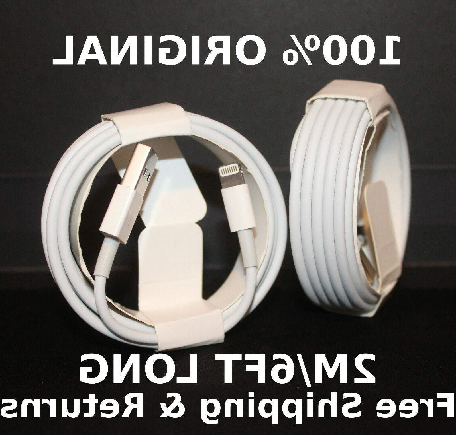 genuine oem original iphone lightning cable charger
