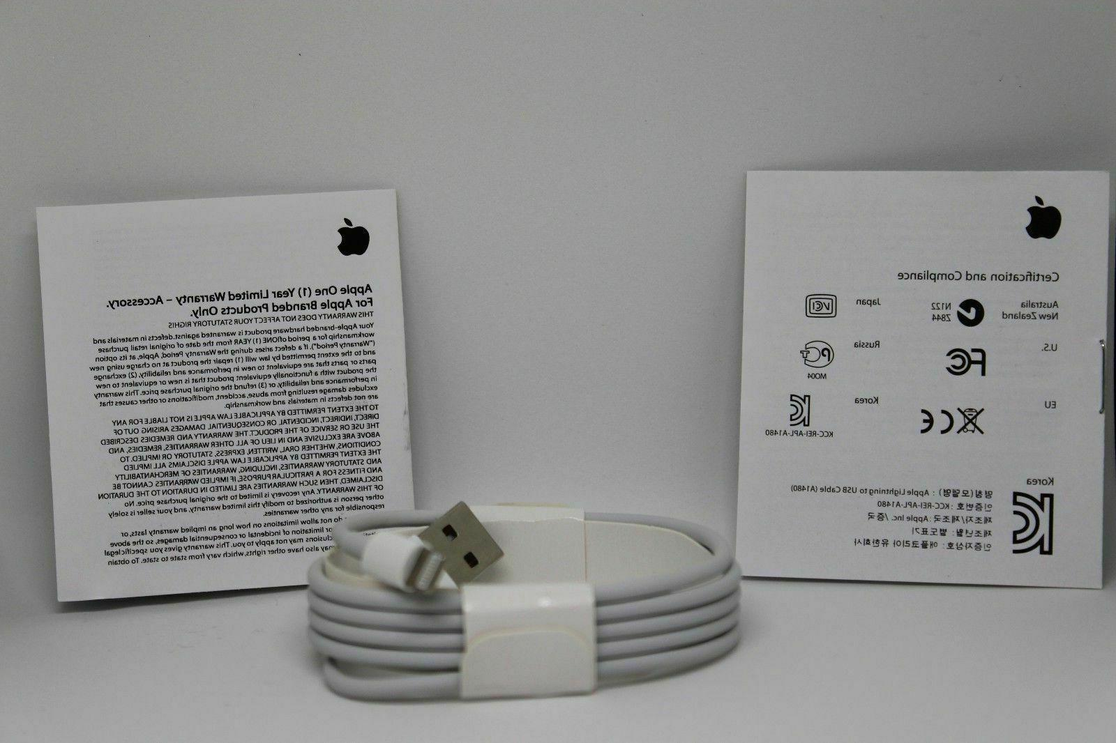 Genuine Apple to USB for