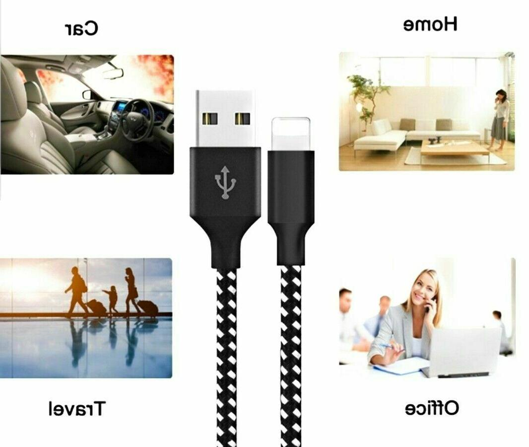 USB Braided OEM iPhone Xs Pro Charger