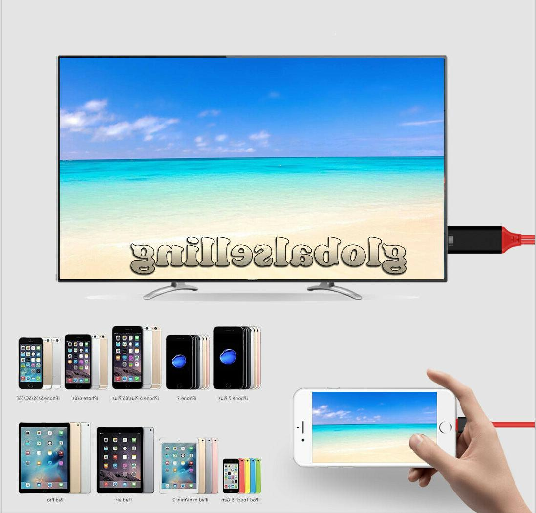 HDMI Mirroring to For Max/7/8 Plus/iPad