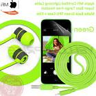 iPhone 6 Plus 5.5 Licenced Lightning Data Cable+Mic Earbud H