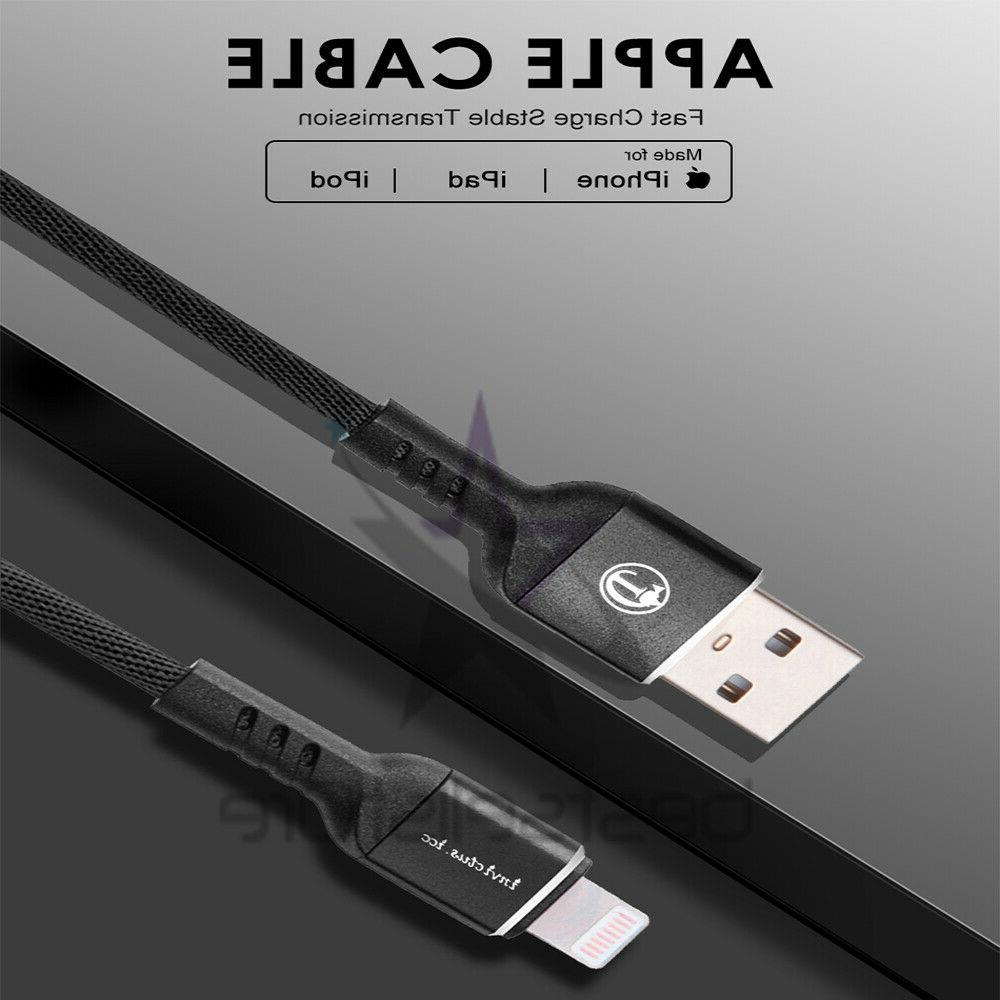 For iPhone 6 8 Plus XR Cable Duty Cord