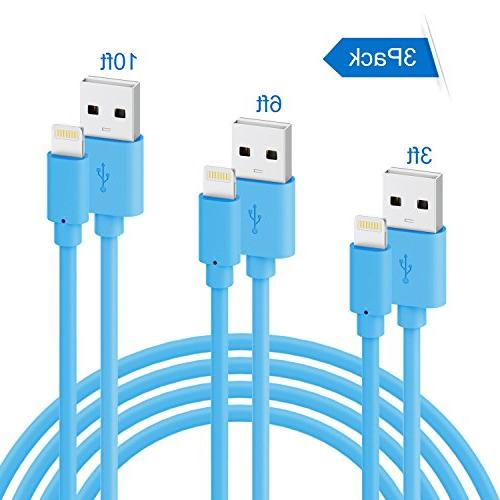 iphone charger durable lightning usb