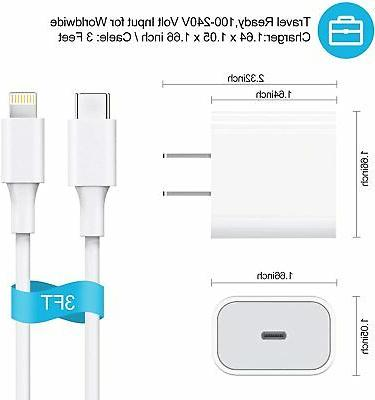iPhone USB with 3FT to Cable