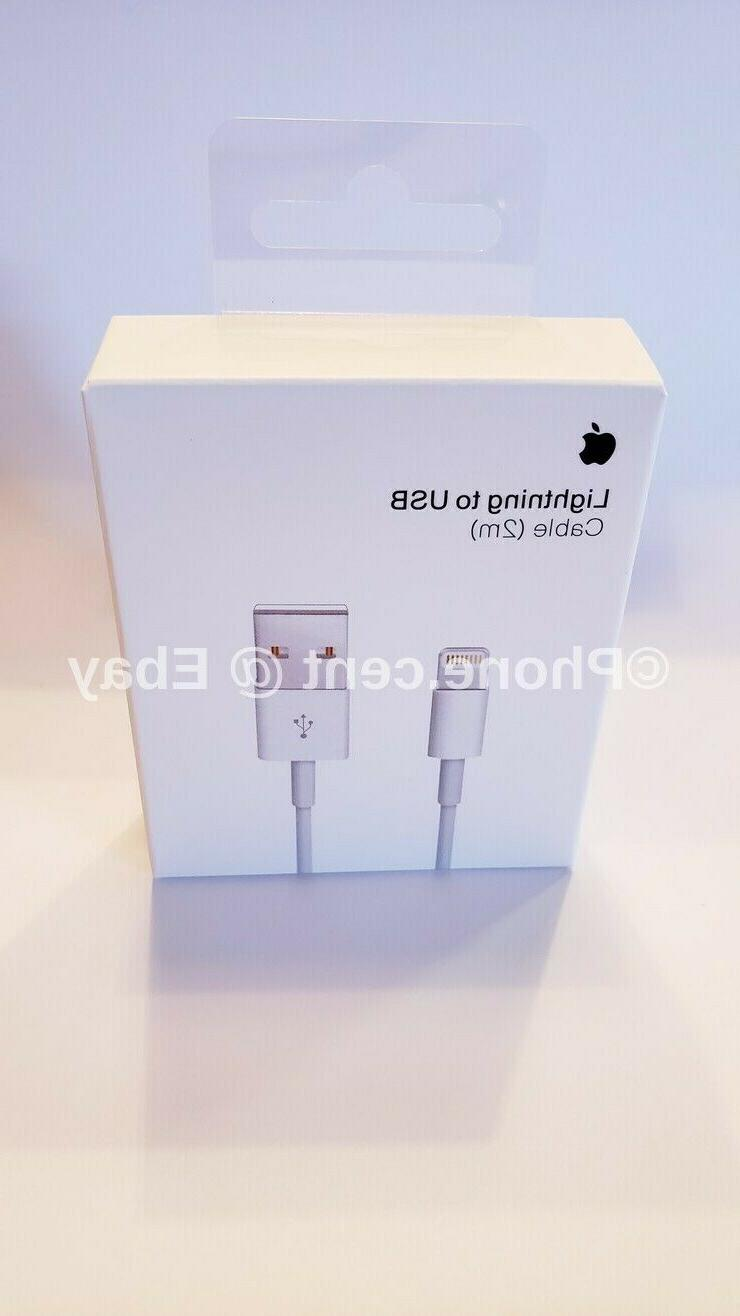 iphone lightning usb cable 6ft 2m usb