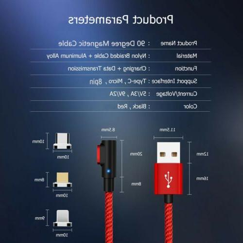 LED C Fast Charging Android iPhone