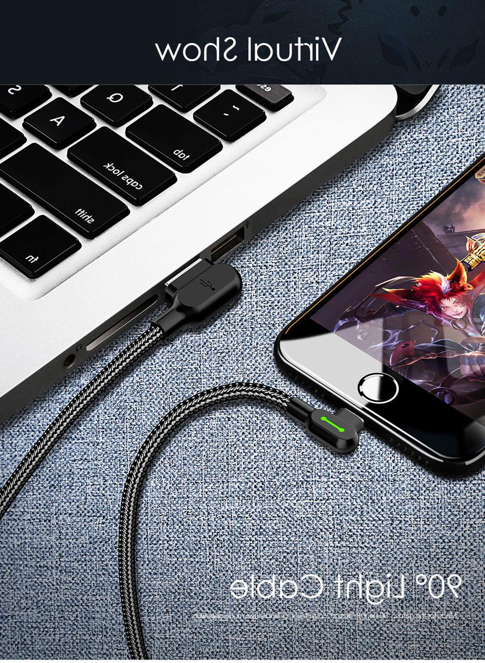 Lightning Braided cable F