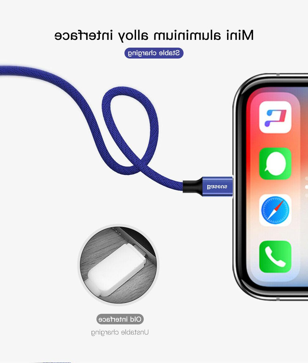 LOT SELL to USB Charging Cable for Apple iPhone XR 8