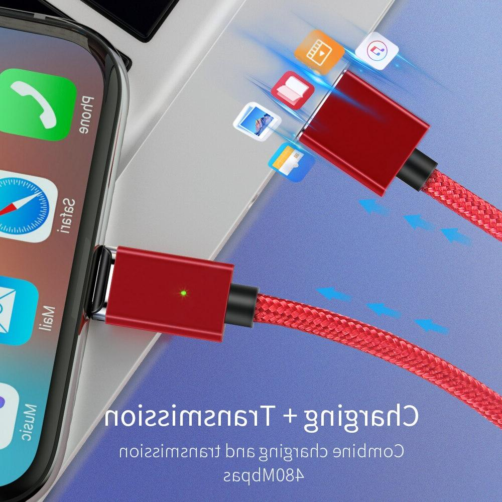 <font><b>Cable</b></font> Samsung Fast Charging Data Cord Magnet Charger Type 3m Phone