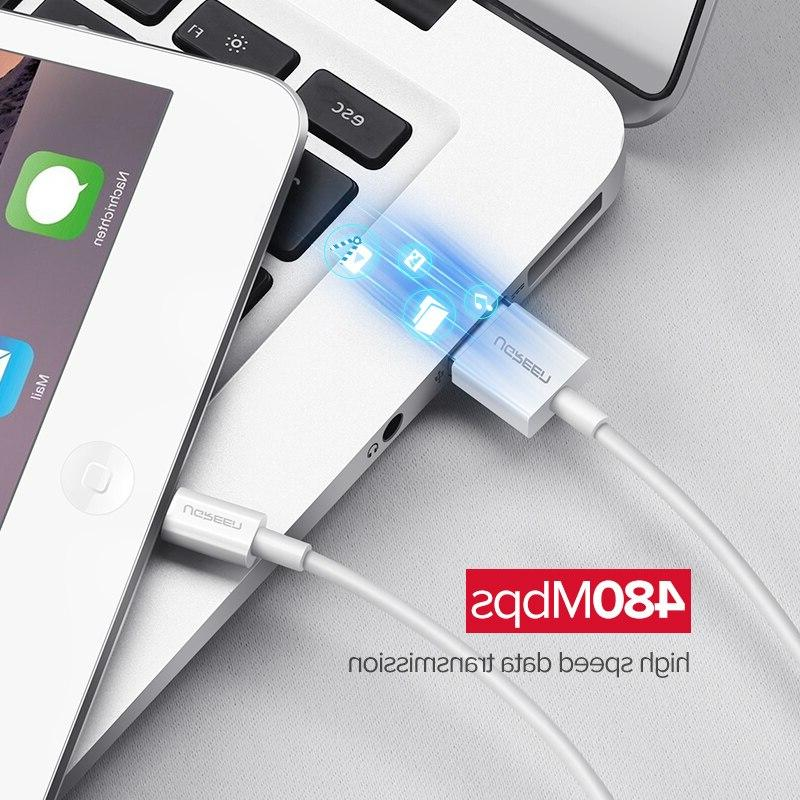 Ugreen MFi USB for iPhone Xs Charging USB Charger <font><b>Cable</b></font> 8 6Plus Charge