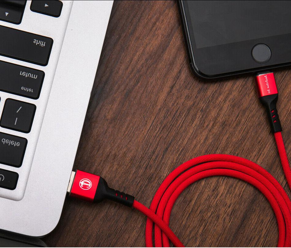 New Cable For iPhone 6 X Data Cord