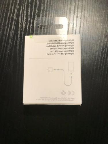 New iPhone Lightning USB Cord Authentic
