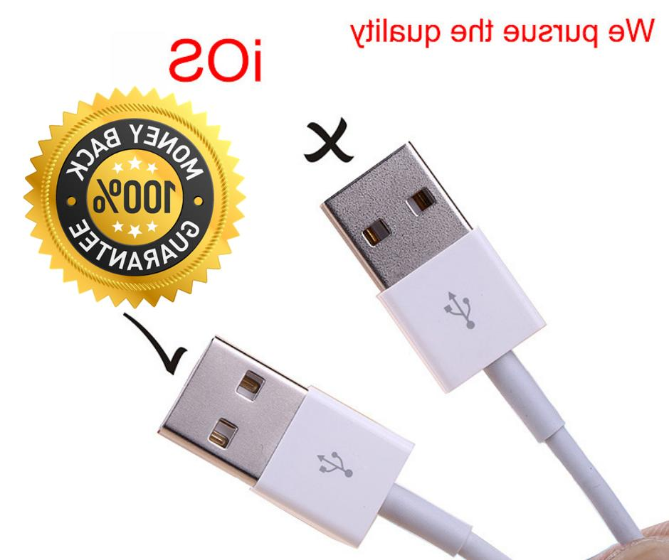 OEM USB 1/2m Cable Genuine For iPhone 7 8
