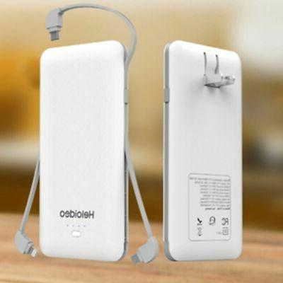 portable charger compact power bank