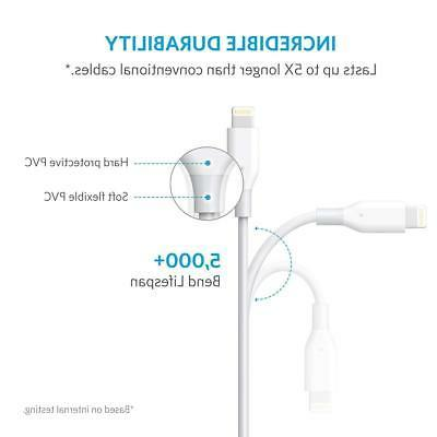 Anker Cable, iPhone Xs/XS Max/XR X