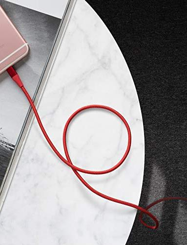 Anker Cable for Compatibility iPhone 8/8 Plus / 7/7 Plus / Plus / / and