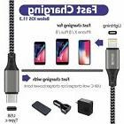 xcords USB C to Lightning Cable iPhone Charger 3FT 6FT Type