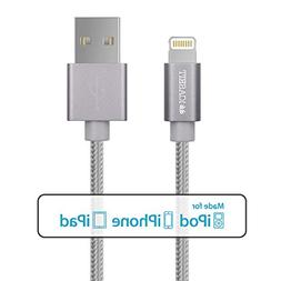 Lightning to USB Cable  iCASEIT Charging Lead Strong Quick F