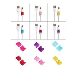 24pcs IFfree Lightning Charger Cable Saver Protector for App