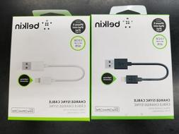 Belkin Lightning to USB Charging and Syncing Cable Apple MFi