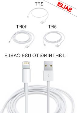 Lightning to USB Charging Cable 3-5-10FT for Apple iPhone XS