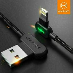 MCDODO Lightning USB Type-C Cable Fast Charger For ios Type-