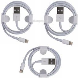 LOT 6FT OEM Original Lightning to USB Charging Cable for App