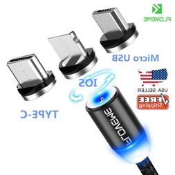 magnetic charger adapter usb lightning usb micro