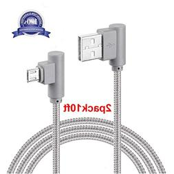 Micro USB 90 Degree Android Lightning Cable, Arukas Right An