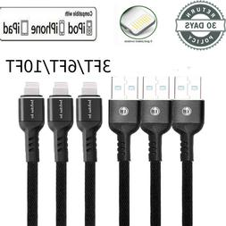 new lightning cable heavy duty for iphone