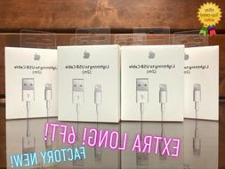 New in Original Box 2M Lightning Cable for Apple iPhone Char