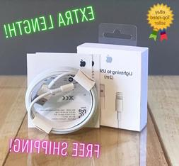 New Original OEM Apple Lightning To USB Charging Cable iPhon