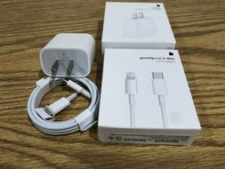 Brand New 18W Fast Charger USB-C to Lightning Power Adapter