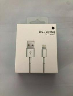 Original OEM Lightning to USB Charger Cable 1M For Apple iPh