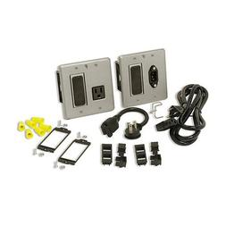 Panamax Pf Power Miw-xt Max In-wall Power Management Extende