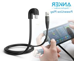 Anker PowerLine 1ft Apple MFi Certified Short Lightning to U